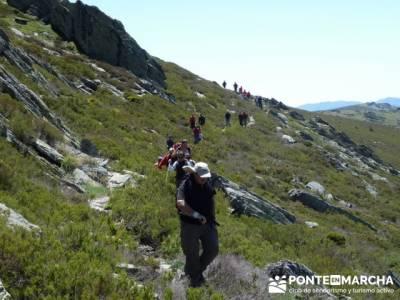 Senderismo Segovia - Macizo de la Buitrera; asociaciones de montaña madrid